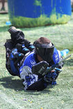 Paintball 17 Royalty Free Stock Images