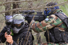 Paintball Image stock