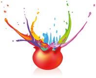 Paintball Royaltyfria Bilder