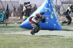 Paintball 8 di Rockstar immagini stock