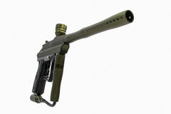Paintball marker Royalty Free Stock Image