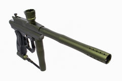 Paintball marker Royalty Free Stock Images