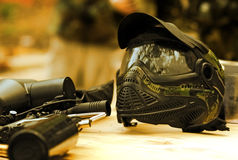 Free Paintball Mask Royalty Free Stock Photography - 6117127