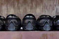 Paintball masks Royalty Free Stock Photo