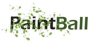 PaintBall2 Royalty Free Stock Photo