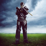 Paintballer Royalty Free Stock Image