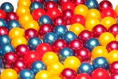 Paintballs Photographie stock libre de droits