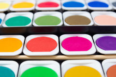 paintbox Stock Foto