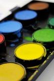 Paintbox Stock Photo