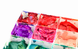 Paintbox Stock Images