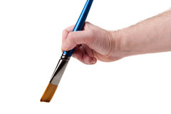 paintbrush художника Стоковое Изображение RF