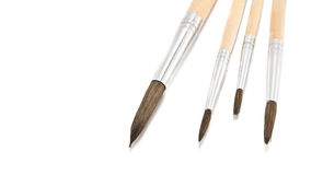 Paintbrush Royalty Free Stock Photography