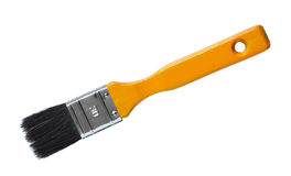 Paintbrush. Royalty Free Stock Photography