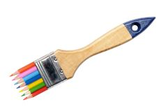 Paintbrush Stock Photography