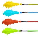 paintbrush Стоковое Изображение RF