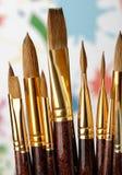 Paintbrush Royalty Free Stock Image