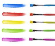 Paintbrush Royalty Free Stock Images