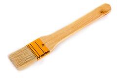 Paintbrush closeup. Stock Images