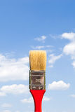 Paintbrush isolated Royalty Free Stock Image