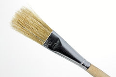 Paintbrush, isolated Stock Image