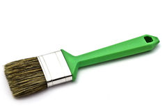 Paintbrush isolated Stock Images