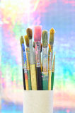 Paintbrush Royalty Free Stock Images