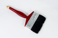 Paintbrush. With the white background royalty free stock photography