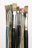 Paintbrushes Royalty Free Stock Images