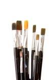 Paintbrushes Royalty Free Stock Photos