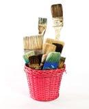 Paintbrushes Royalty Free Stock Image