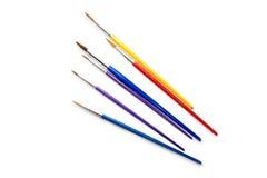 Paintbrushes Stock Photo