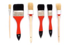 Paintbrushes Royalty Free Stock Photography
