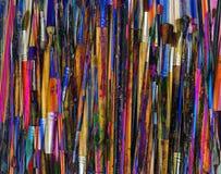 Paintbrushes Zdjęcie Stock