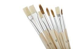Paintbrushes Stock Image