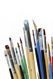 Paintbrushes Stock Images