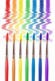 paintbrushes Стоковое Фото