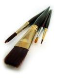 Paintbrushes Royalty Free Stock Photo