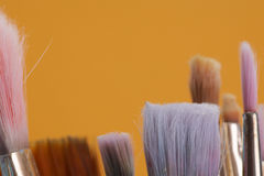 paintbrushes Стоковые Фотографии RF