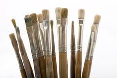 paintbrushes Стоковая Фотография