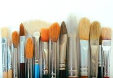 Paintbrushes Стоковые Изображения