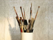 Paintbrushs Fotos de archivo