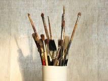 Paintbrushs Stockfotos