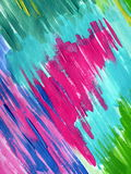 Painted abstract Stock Photo
