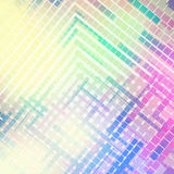 Painted abstract geometric background from blue Royalty Free Stock Photography