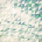 Painted abstract geometric background from Stock Photos