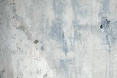 Grey concrete plaster wall background Stock Photo
