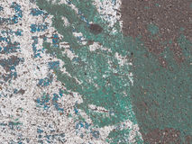 Painted asphalt interspersed with gravel Royalty Free Stock Image