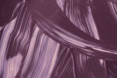 Painted background. Abstract purple liquid pattern. Royalty Free Stock Photography