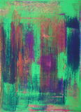 Painted Background Texture Stock Image