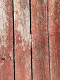 Painted Barn Wood Stock Image